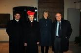 Genova - 4 marzo 2015 con SE card Bagnasco e il prof D'Agostino