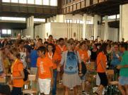 Teramo 24/8/2011 Tendopoli