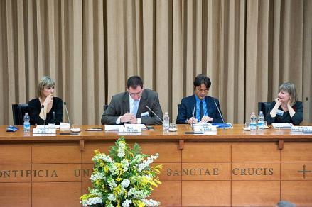 Pontificia Università della Santa Croce - 12 marzo 2012