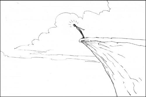 disegno di Mario Barbieri
