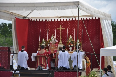 foto da Notre-Dame de Chrétienté