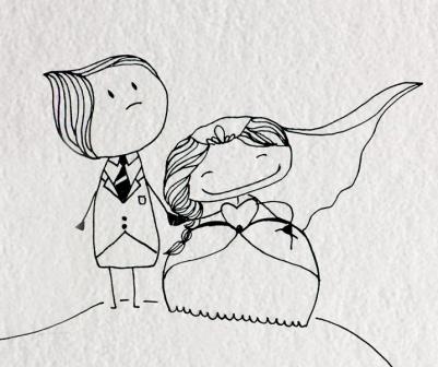 disegno di Giulia Amadei