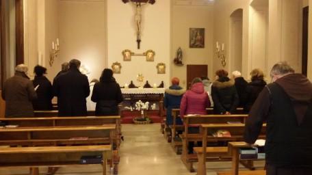 """L'Ordine Francescano Secolare tergestino """"viaggia"""" così..... Ci siamo anche noi! Che Dio ci aiuti Valentina"""